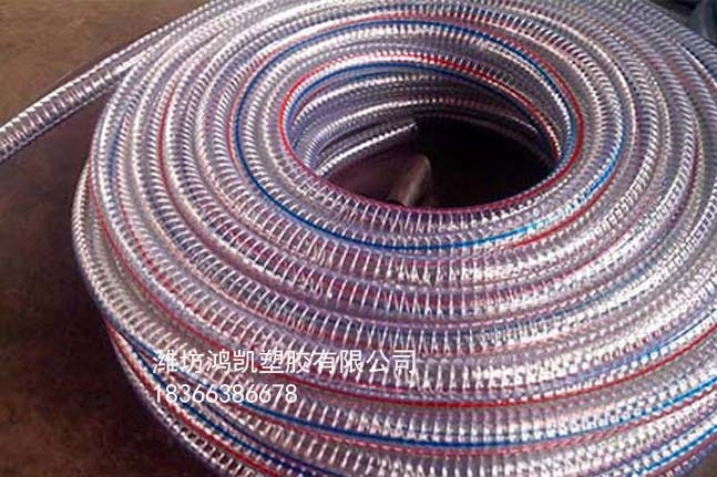 PVC输油管厂家
