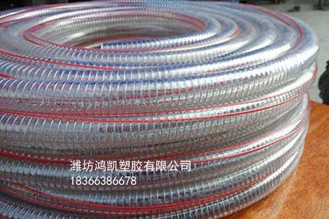 钢丝纤维管