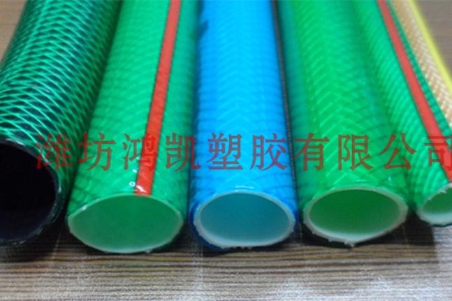 彩色PVC纤维管