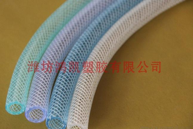 PVC纤维增强管