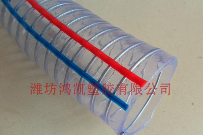 增强型PVC钢丝管