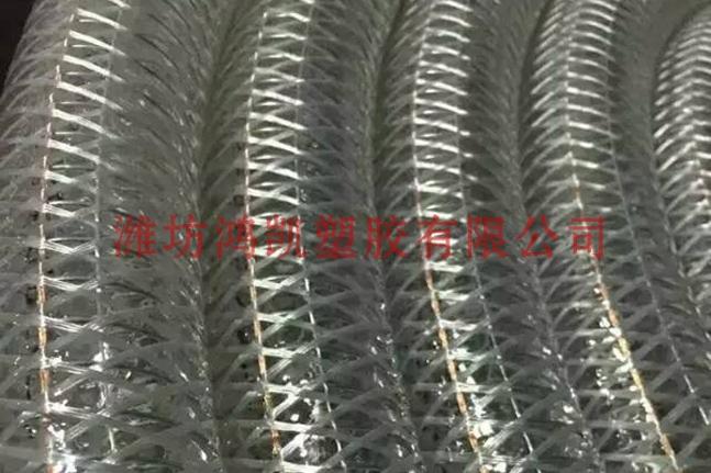 PVC钢丝纤维复合防静电软管