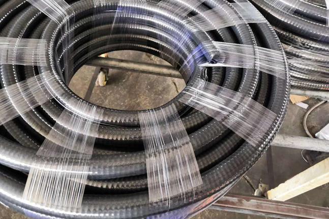 矿用阻燃型瓦斯抽放钢丝软管
